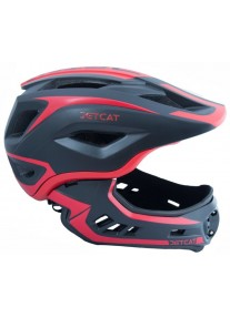 Шлем FullFace - Raptor (Black/Red) -  JetCat