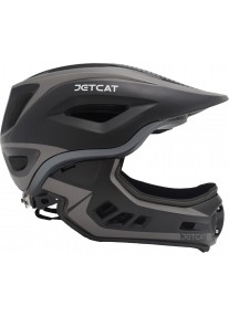 Шлем FullFace - Raptor (Black/Grey) -  JetCat