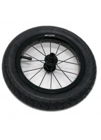 "Колеса 2 штуки 12"" (воздушные) - JETCAT Wheels Pro V1 - Для Беговела Cruzee-Strider-Jetcat Sport"
