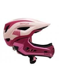 Шлем FullFace - Raptor S (Pink / Розовый) 2020 -  JetCat