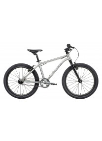 Велосипед - JETCAT - Race Pro 20 - Silver/Black (серебро-чёрный)