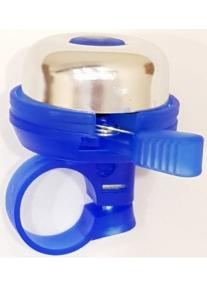 Звонок на беговел-велосипед JETCAT Blue Синий (Механический)