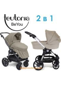 Teutonia BeYou (2 в 1) люлька и прогулка