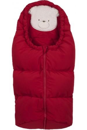 Конверт утепленный Chicco (Чикко) красный, размер 099