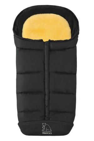 Зимний Конверт из овчины Heitmann Felle - Comfort 2-in-1 - Black черный 7975SZ (Хэйтмен филе комфорт 2 в 1)