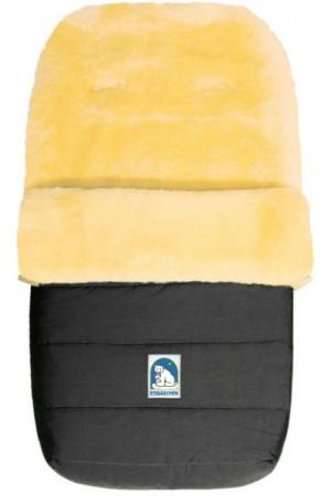 Меховой зимний конверт из овчины  Heitmann Felle Lambskin Cosy Toes (Хитмен филе ламбскин)
