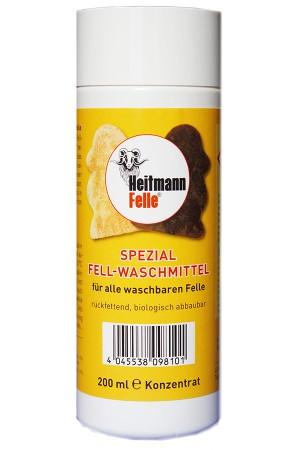Средство Heitmann Felle для очистки меха и кожи (Special lambskin shampoo)