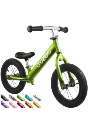 Купить Cruzee UltraLite Air Balance Bike (Green)