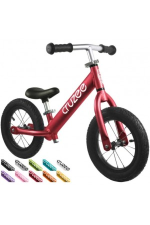 Купить Cruzee UltraLite Air Balance Bike (Red)