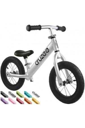 Купить Cruzee UltraLite Air Balance Bike (Silver)