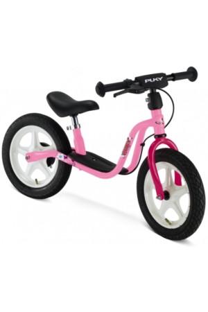 Беговел Puky LR 1L AIR Br Pink 4065 (Пуки ЛР 1Л БР розовый) велобалансир бегунок 2+