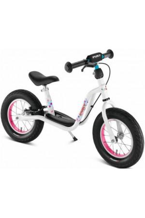 Беговел Puky LR XL AIR Br White 4070 (Пуки ЛР икс эль белый) велобалансир бегунок от 3+