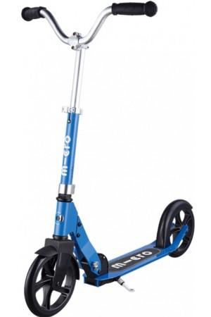 Самокат Micro Cruiser Blue 200mm (SA0168) Синий
