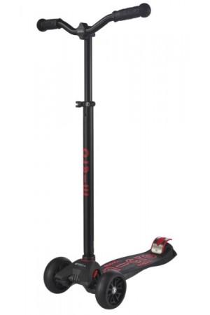 Самокат Micro Maxi Micro Deluxe Pro Black-Red (MMD087) черно-красный