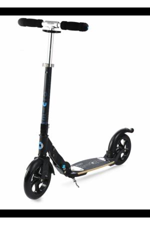 Micro Scooter Flex Black 200mm (SA0119) черный