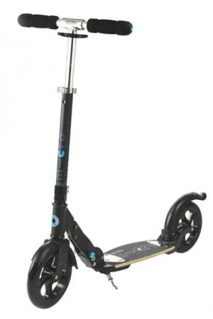 Micro Scooter Flex Black 200mm (SA0119) черный