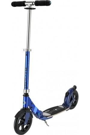Самокат Micro Scooter Flex Blue 200mm (SA0038) модернизированный New 2018-19 синий