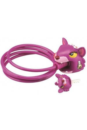 Замок Cheshire Cat by Crazy Safety (чеширская кошка) на самокат - велосипед