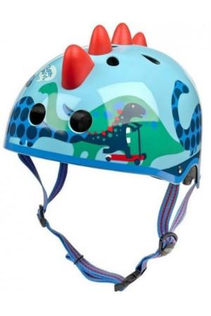 Шлем защитный Micro (Скутерозавры 3D) AC4575 размер M (53-58 см)