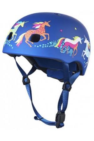 Шлем защитный Micro (Единороги)