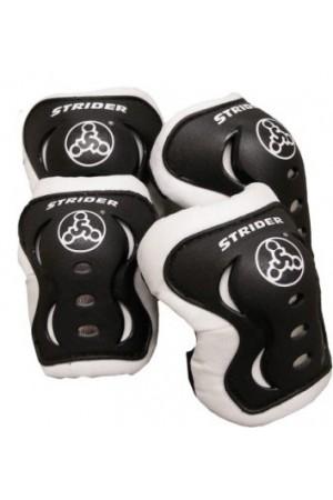 Комплект защиты локтей и коленей 2 в 1 Strider ( размер S )