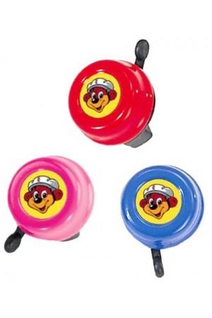 Звонок Puky - G22 - большой (синий - розовый - красный)