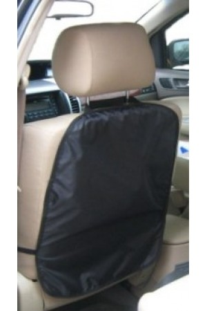 """Защита спинки сиденья чёрная """"от ног"""" - Royal Accessories - Comfort"""