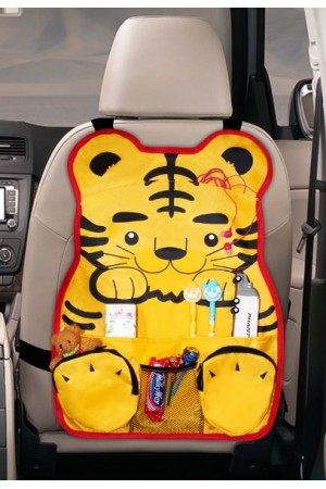 """Защита на спинку кресла """"от ног"""" - Тигр"""