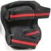 Комплект защиты - 2 в 1 - JETCAT (Черная с красным) защита локтей и колен
